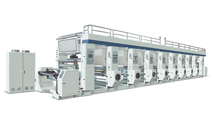 凹版印刷机